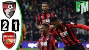 Video: AFC Bournemouth vs Arsenal 2-1 2018 All Goals & Highlights